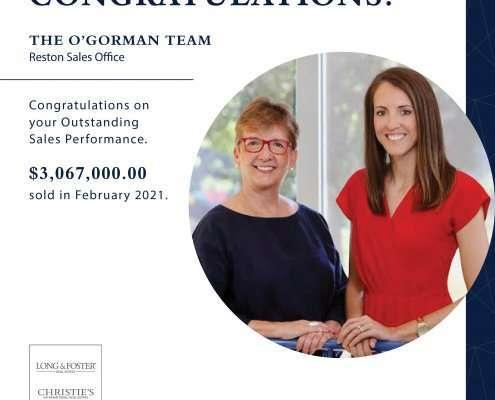 Top Agents - The O'Gorman Team